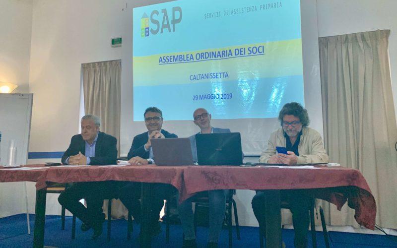 SAP, nelle case degli assistiti nisseni